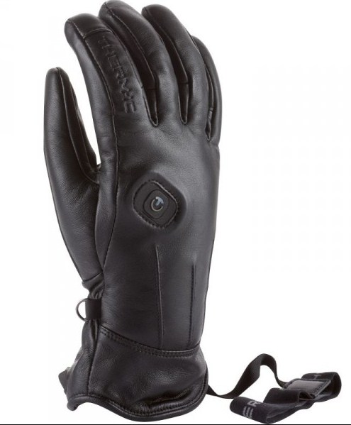 Dámské vyhřívané rukavice Thermic powergloves leather ladies 5cd4b79bc7